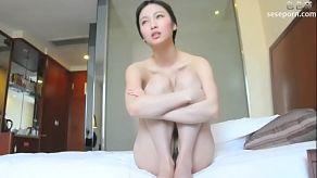 Alian Xiaocui – Chiński model Sextape