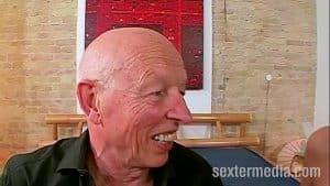 Mój dziadek i ja niespodziewanie uprawialiśmy razem seks